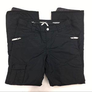 Orage Womens XS Black Snowboard Ski Winter Pants